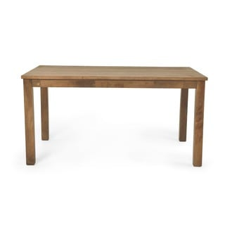 Dorel Living Trestle Wood Dining Table Free Shipping