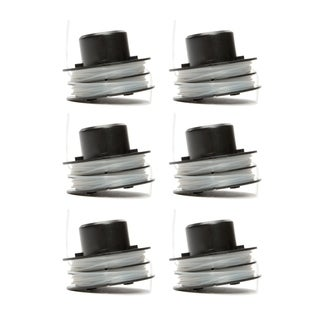 Sun Joe TRJ13STE-RS-6PK Replacement Trimmer String Compatible with TRJ13STE (6-Pack)