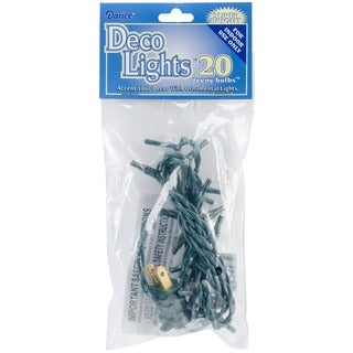 Teeny Bulb Electric Lights 20ct (indoor Only)
