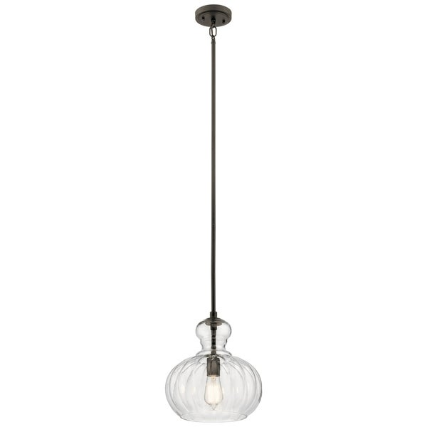 Kichler Lighting Reviews: Shop Kichler Lighting Riviera Collection 1-light Olde