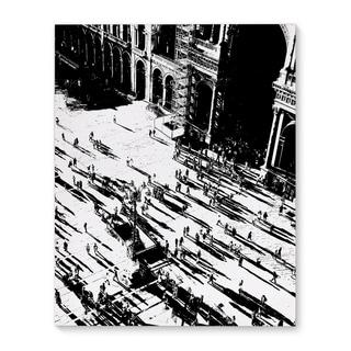Kavka Designs NYC Black/White Canvas Art
