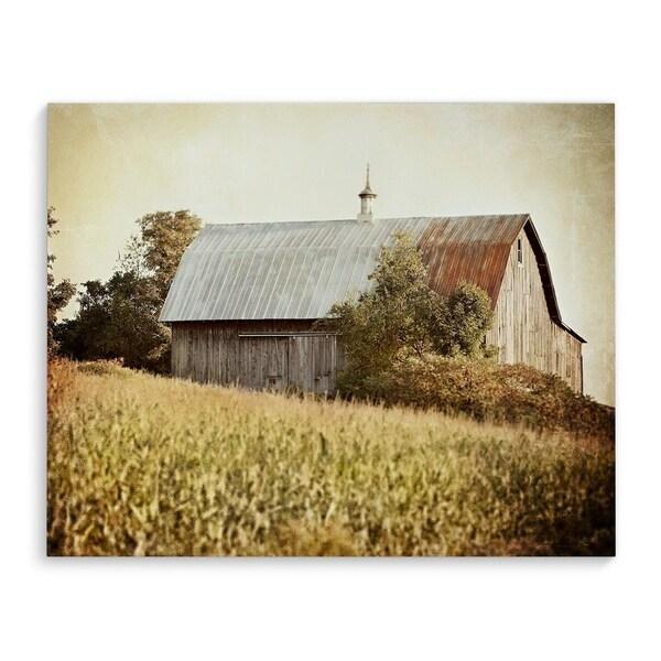 Shop Kavka Designs Farmhouse Barn Autumn Harvest Green