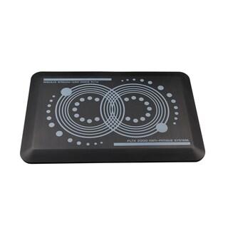 """AFS-TEX System 2000 Anti-Fatigue Mat 20"""" x 32"""" Midnight Black"""