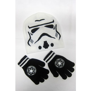 Star Wars Stormtrooper Beanie with Gloves