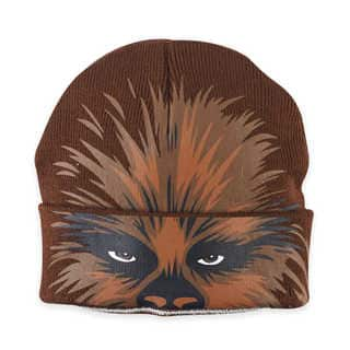Star Wars Chewbacca Flip-Down Mask Beanie|https://ak1.ostkcdn.com/images/products/17078166/P23351033.jpg?impolicy=medium