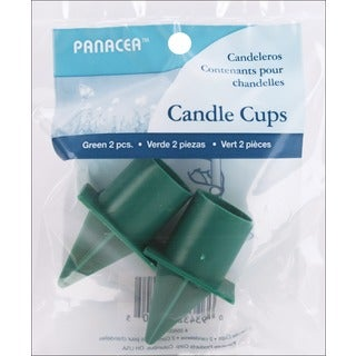"Candle Cups 1"" 2/Pkg"