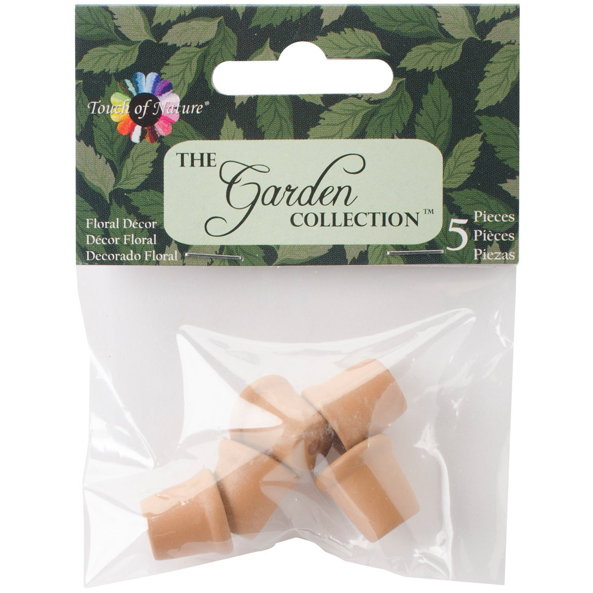 "Floracraft Mini Straw (Brown) Bale 5""X2.5""X2.5"" (Natural)"
