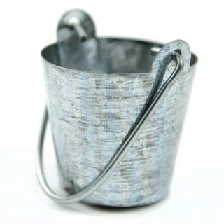 Fairy Garden Metal Bucket