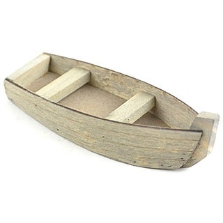 Fairy Garden Fishing Boat