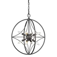 Avery Home Lighting Cortez Pendant Light 452-20BRZ