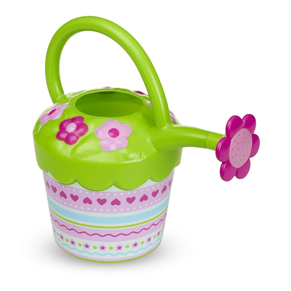 Melissa & Doug Pretty Petals Watering Can