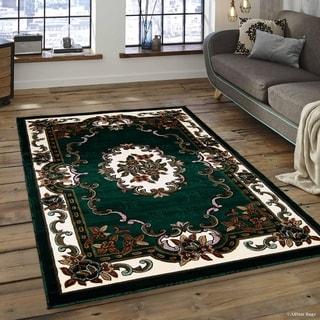Allstar Woven Persian Flower Western Rug