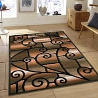 Allstar Modern And Chic Traditional Aubusson Rug