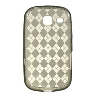Insten Clear TPU Rubber Candy Skin Crystal Case Cover For Samsung Freeform III R380