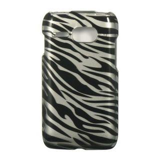 Insten Black/ White Hard Snap-on Case Cover For Kyocera Event C5133