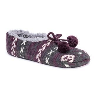MUK LUKS® Women's Ballerina Slippers