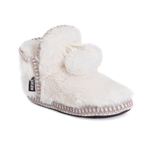 MUK LUKS Womens Amira Slippers