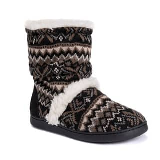 MUK LUKS® Women's Holly Slippers|https://ak1.ostkcdn.com/images/products/17093828/P23365057.jpg?impolicy=medium