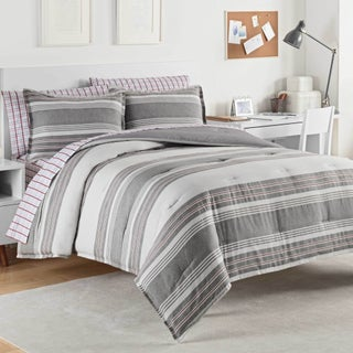 IZOD Caldwell Comforter Set (3 options available)