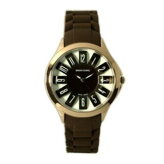 Simon Chang Exclusive Star Collection Watch - Brown