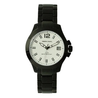 Simon Chang Exclusive Collection Watch - Black