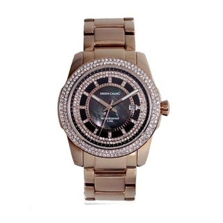 Simon Chang Exclusive Collection Watch - Pink