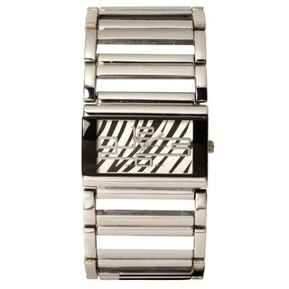 Simon Chang Exclusive Star Collection Zebra Watch - Grey