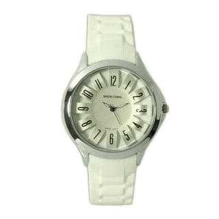 Simon Chang Exclusive Star Collection Watch - White