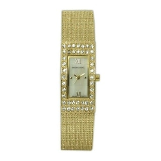 Simon Chang Exclusive Star Collection Watch - Yellow