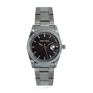 Simon Chang Exclusive Star Collection Watch - Grey