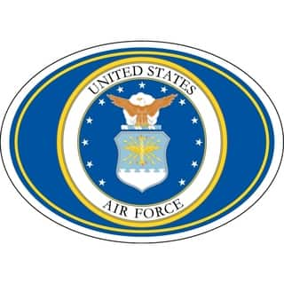 US Air Force Seal Magnet For Car or Home|https://ak1.ostkcdn.com/images/products/17094754/P23365822.jpg?impolicy=medium