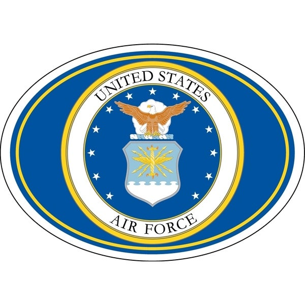 US Air Force Seal Magnet For Car or Home