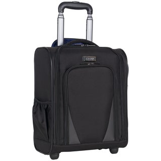 Kenneth Cole Reaction 'Going Places' 16-inch Lightweight Rolling Underseater Carry-on Suitcase