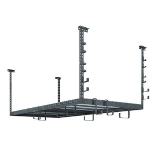 NewAge Products VersaRac Set with 2 Overhead Rack and 20 Piece Accessory Kit (Versarac, Overhead w/ 12pc Hook Kit, 2xS-Hooks)