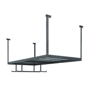 NewAge Products VersaRac Set with 1 Overhead Rack and 2 Piece Accessory Kit (VersaRac, Hanging Bars)