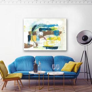 Max+E 'Shade & Sun' Canvas Art Print