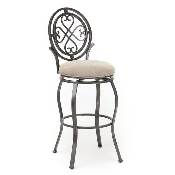 Mendon 24-inch Swivel Counter Stool by Greyson Living - Counter Stool