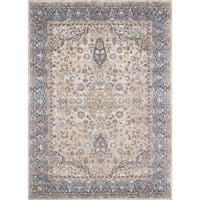 LYKE Home Traditional Style Area Rug (8' x 10')