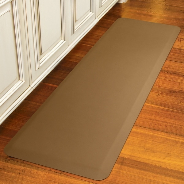 "SmartStep Select Series SUEDE 66"" X 20"" X 3/4""- HONEY"
