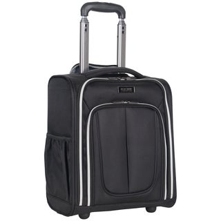 Kenneth Cole Reaction Lincoln Square 16-inch Lightweight Rollingl Underseater Carry-On Suitcase
