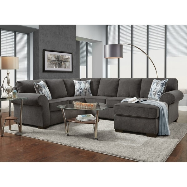Shop Sofa Trendz Caldwell Sectional