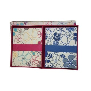 Handmade Boxed 16 Cards and Envelopes - Watermarks Design (India)