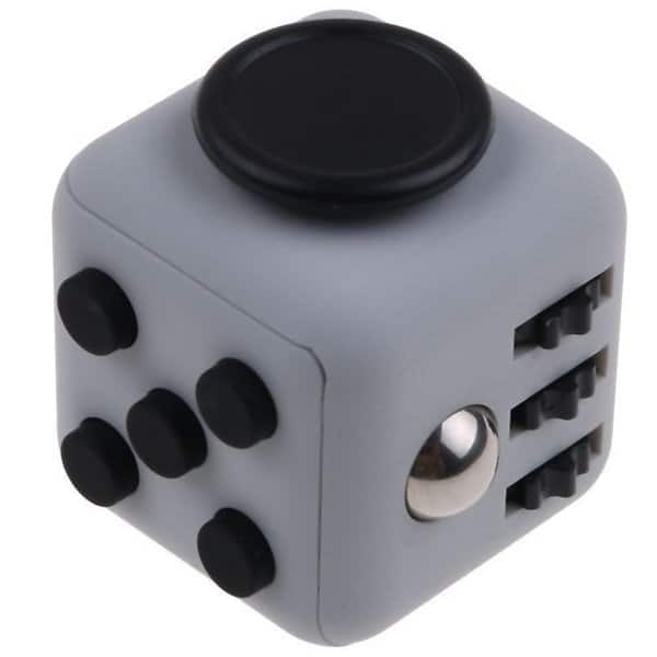 Shop Fidget Stress Relieves Cube with Buttons, Anxiety Fidget Stress