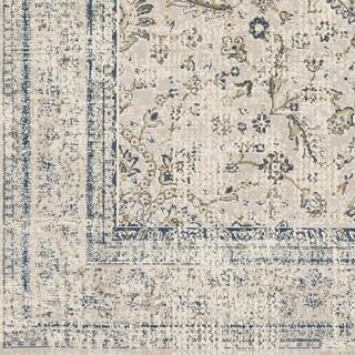 Geni Vintage Sage Oriental Rug (7'10 x 10'3)