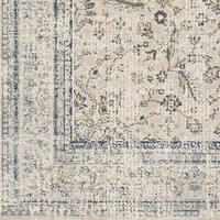 Geni Vintage Sage Oriental Area Rug (7'10 x 10'3)