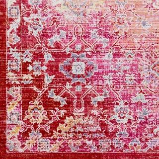 "Hoddle Vintage Oriental Saffron Area Rug (7'10 x 10'3) - 7'10"" x 10'3"""