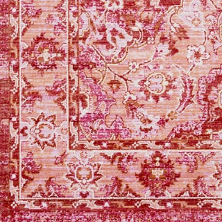 "Meighan Vintage Oriental Saffron Area Rug (7'10 x 10'3) - 7'10"" x 10'3"""