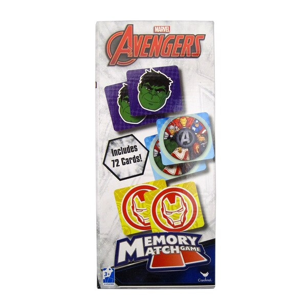 Marvel's Avengers Tower Memory Match Game