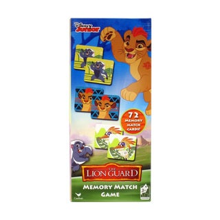Disney's Lion Guard Tower Memory Match Game