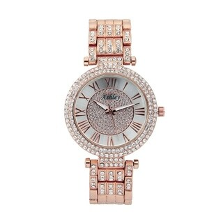 ST10047 Rose Gold - Silver